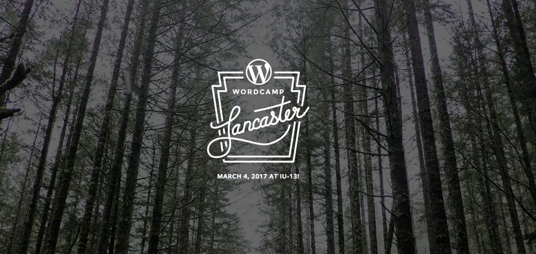 2017 WordCamp Lancaster