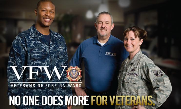 VFW PA HQ // Harrisburg PA Web Design & Military Service