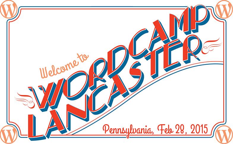 2015 WordCamp Lancaster